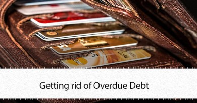 Getting rid of Overdue Debt - Consolidation law