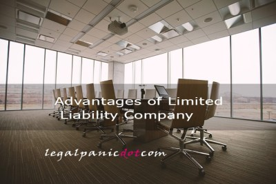 advantages of limited liability company