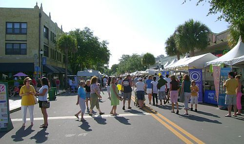 Art Festival Melbourne Florida 2013