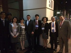 Attorneys Mark Malek and Mark Warzecha Host Attorneys from Japan, Indonesia, Malta, and Mexico