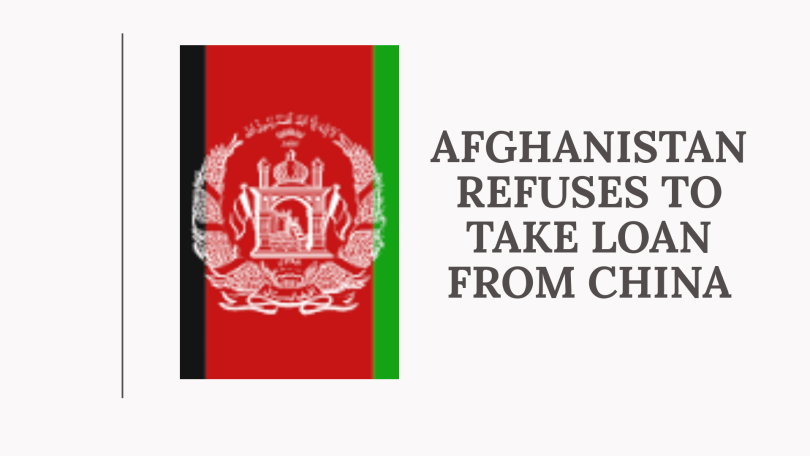 Afghanistan and China