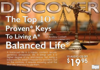 Top 10 Proven Keys To Living A Balanced Life