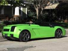 2008 Lamborghini Gallardo Lime Green 3