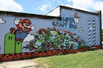 Super Graff Bros