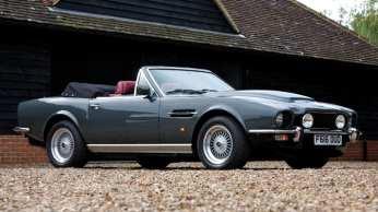 1989 Aston Martin V8 Volante 'Prince of Wales'