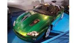 1998 Jaguar XKR James Bond special effects car
