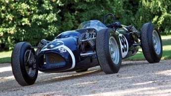 1961 Ferguson Climax P99 Four-Wheel-Drive F1 Racing Car - Estimate £475,000-£575,000