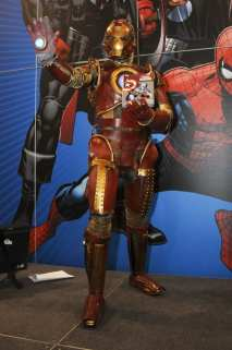 Steampunk Ironman 4