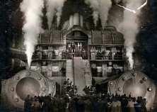 Metropolis Foto dal set 5