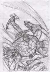 Fantastici 4 Sketch