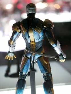 iron man ninja 2