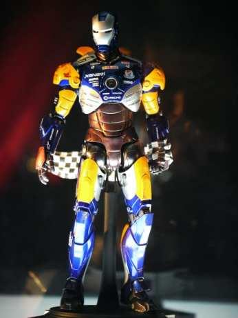 iron man racer