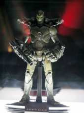 iron man war