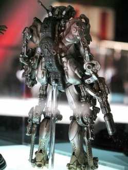 iron man warbot