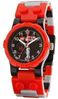 lego star wars watches rosso 2