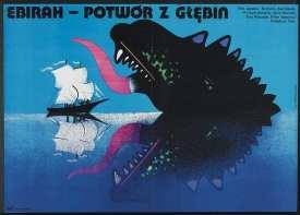 Godzilla contro il mostro marino (Polonia 1978)