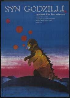 Il figlio di Godzilla (Polonia 1974)