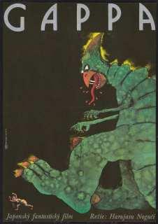 Il mostro dal pianeta preistorico (Cecoslovacchia 1986)
