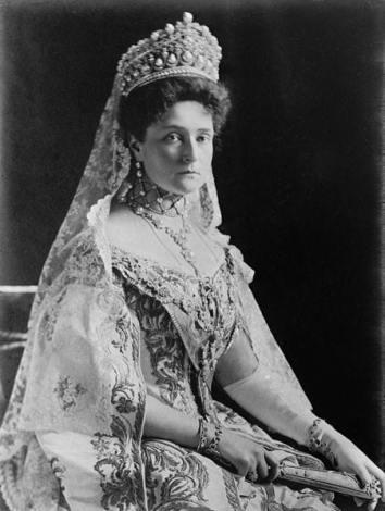 La Zarina Alexandra Fyodorovna