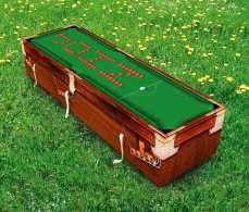 Snooker coffin side