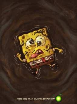 sponge bob BP