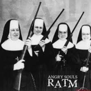 Angry souls