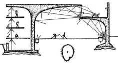 sezione schematica
