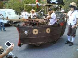 I pirati da Livorno (anche loro si sono tuffati)