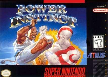 power-instinct