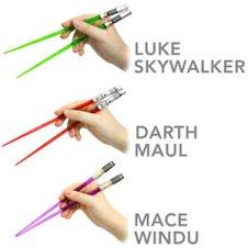 Light Saber Chopsticks 2