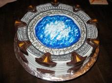 Stargate cake1a
