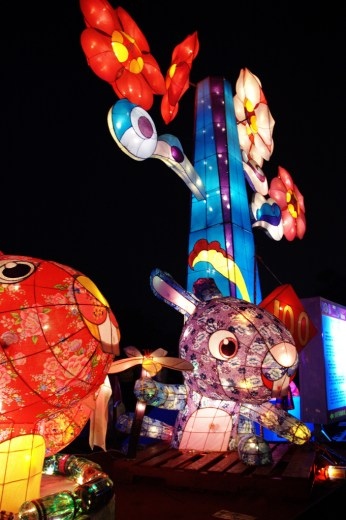 Taiwan Lantern Festival 9