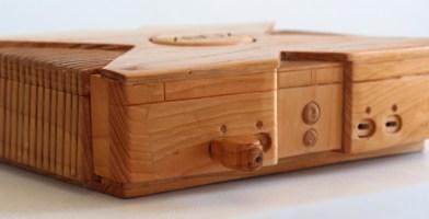 wooden xbox 11
