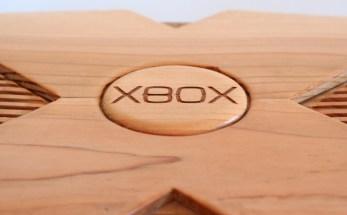 wooden xbox 13