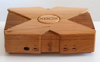 wooden xbox 14