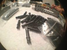 Lego Star Wars 10179 Millennium Falcon UCS - 044