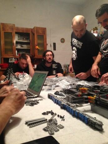 Lego Star Wars 10179 Millennium Falcon UCS - 059