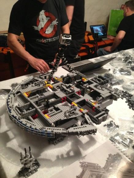 Lego Star Wars 10179 Millennium Falcon UCS - 064