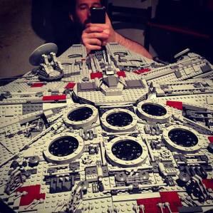 Lego Star Wars 10179 Millennium Falcon UCS - 074