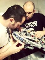 Lego Star Wars 10179 Millennium Falcon UCS - 078