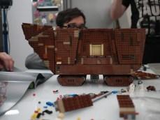 Lego Star Wars Sandcrawler UCS 75059 34