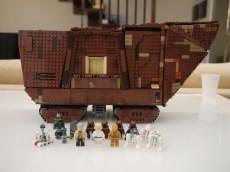 Lego Star Wars Sandcrawler UCS 75059 43