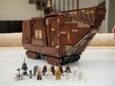 Lego Star Wars Sandcrawler UCS 75059 47