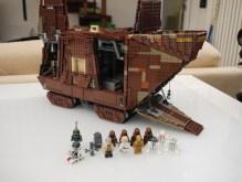 Lego Star Wars Sandcrawler UCS 75059 49