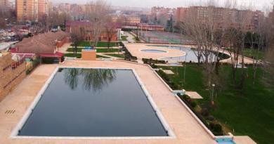 Cierran al p blico la piscina olimpia por obras legan s for Piscinas en leganes