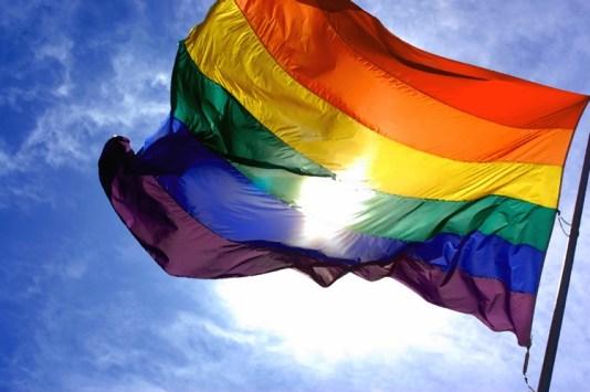 bandera lgtb orgullo gay