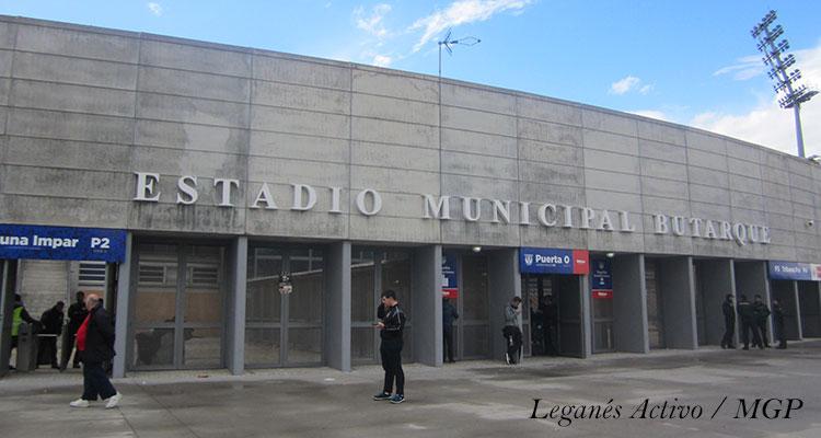 El Club Deportivo Leganés estudia aumentar hasta 16.000 localidades el Estadio Butarque
