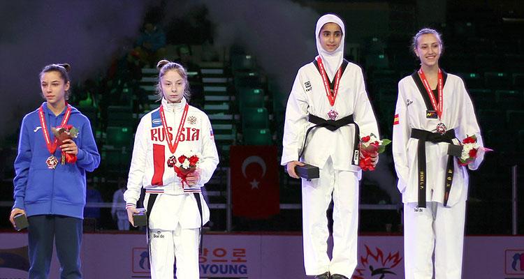 irene-laguna-plata-taekwondo