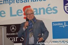 Premio 'Leganés es de Primera' para Jesús Polo