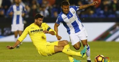 Valioso empate del Leganés ante el Villarreal.